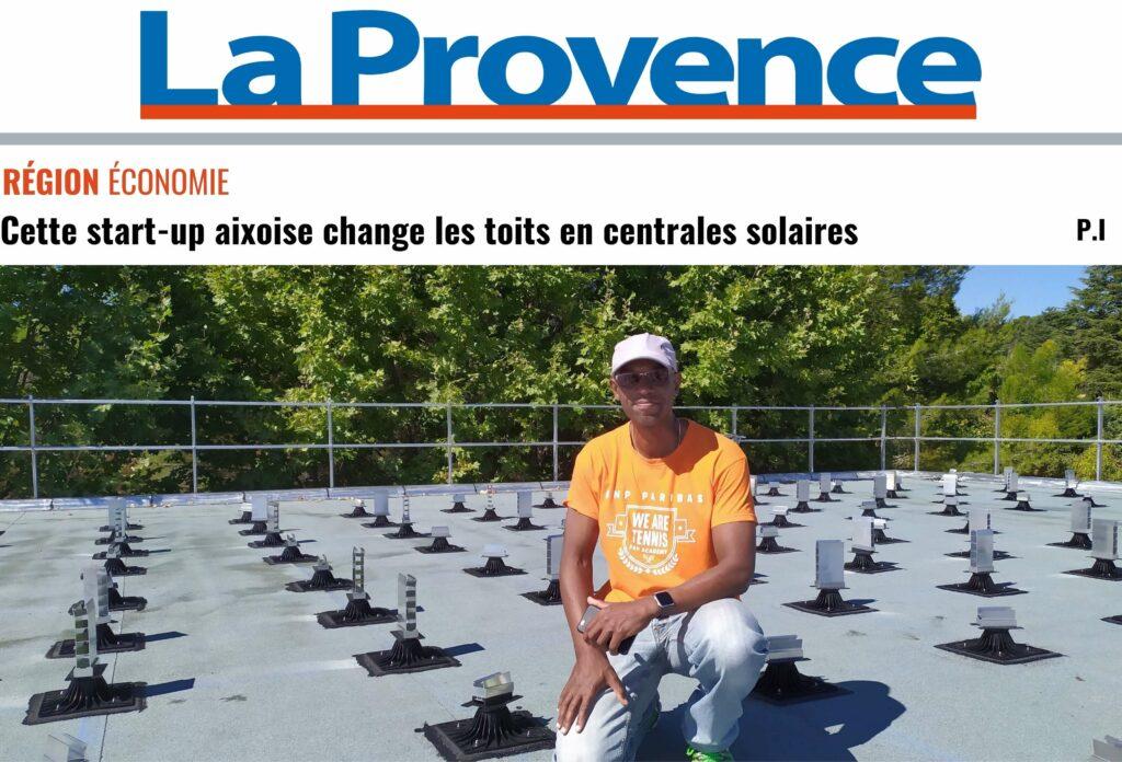 La Provence - Mars 2021