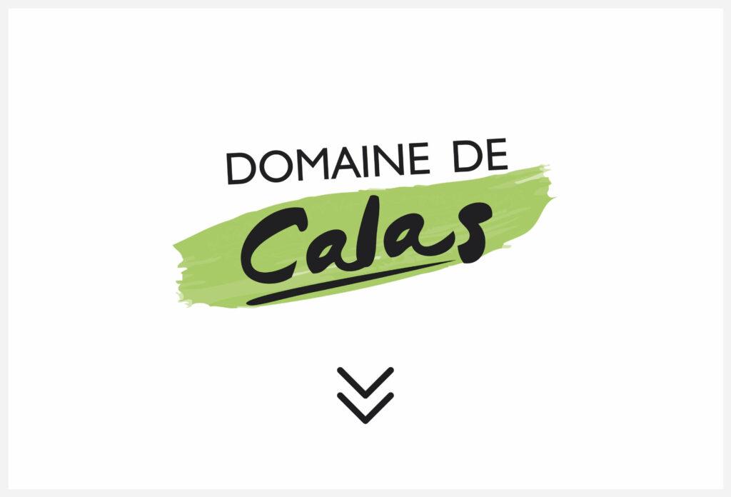 Logo Domaine de Calas
